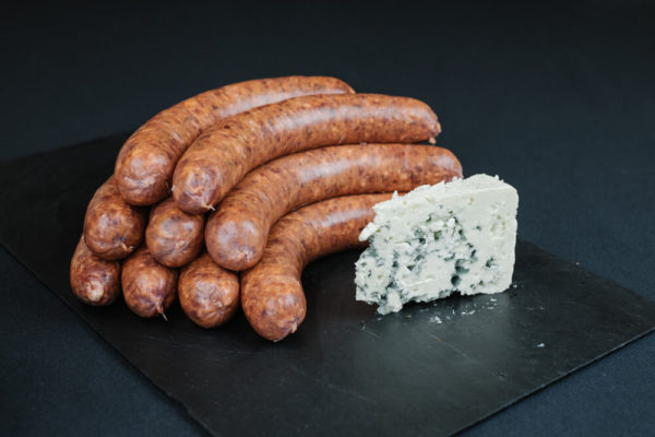 Saucisses Roquefort